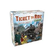 Ticket to Ride - Europe, настолна игра