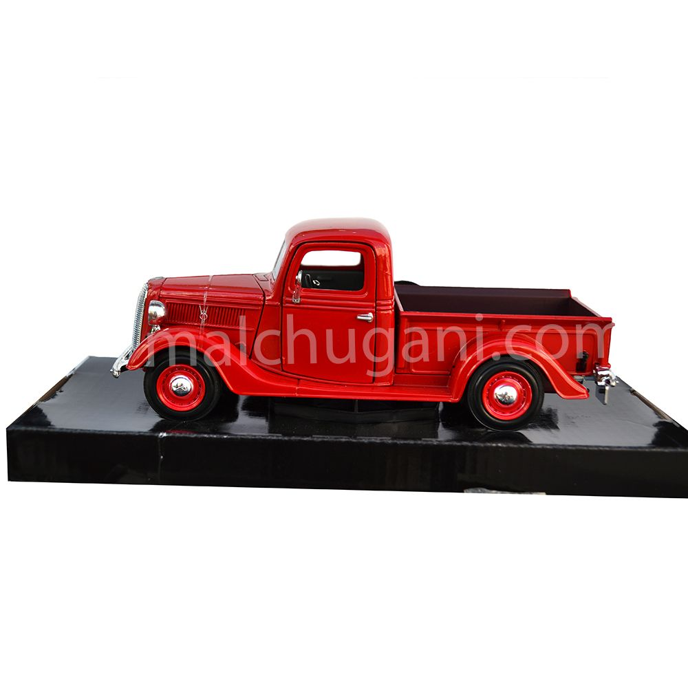 Motor MAX, Ford Pickup 1937, мащаб 1:24