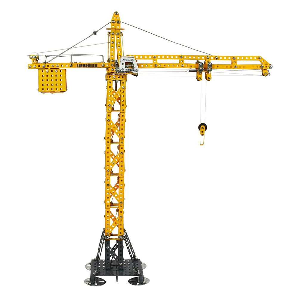 Метален конструктор, Кран, Liebherr Tower Crane