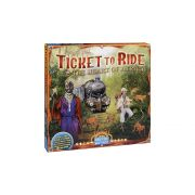 Ticket to Ride Heart of Africa, разширение за настолна игра