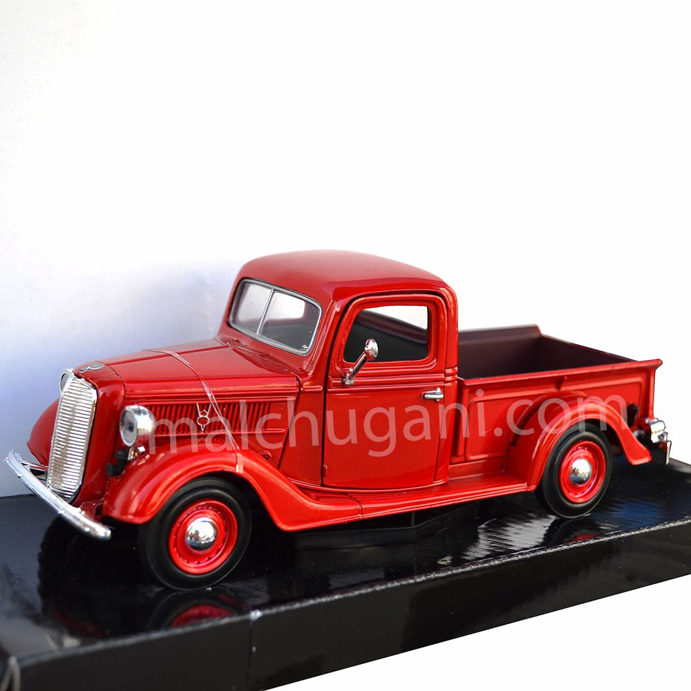 Ford Pickup 1937, мащаб 1:24