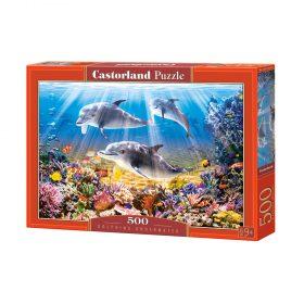 Castorland B-51014, Делфини