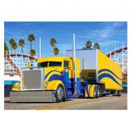 Castorland B-007097, Камион, пъзел 70 чаcти