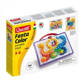 QUERCETTI 0920, Мозайка FANTACOLOR PORTABLE SMALL, 160 части