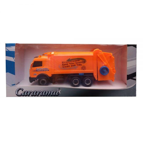 Cararama 100ND, Боклукчийски камион