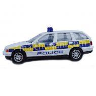 Cararama 100ND, Полицейска кола