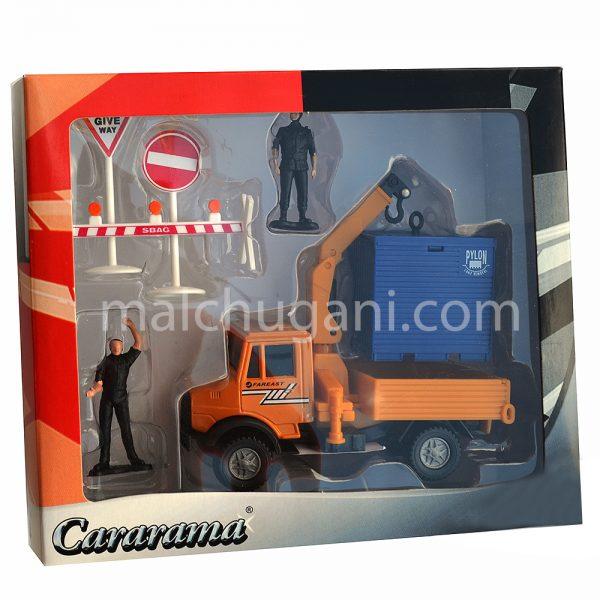 Cararama 130D, Камион с кран за отпадъци