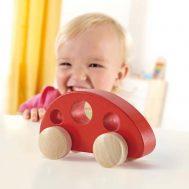 HAPE E0052, Дървена играчка, Мини ван