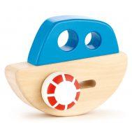 HAPE E0063, Дървена играчка, Кораб