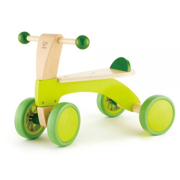 HAPE E0101, Дървено колело без педали