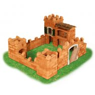 Teifoc 3400, Рицарски замък - 3 модела, 390 части
