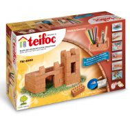 Teifoc 4000, Замък/Моливник - 2 модела