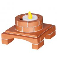 Teifoc 4020, Декоративен свещник, 4 модела
