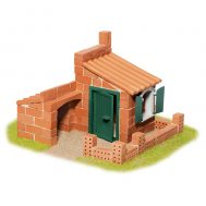 Teifoc 4105, Къщи - 2 модела, 110 части