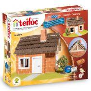 Teifoc 4300 Къща с дървена рамка на покрива
