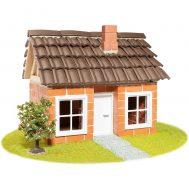 Teifoc 4300, Къща с дървена рамка на покрива, 200 части