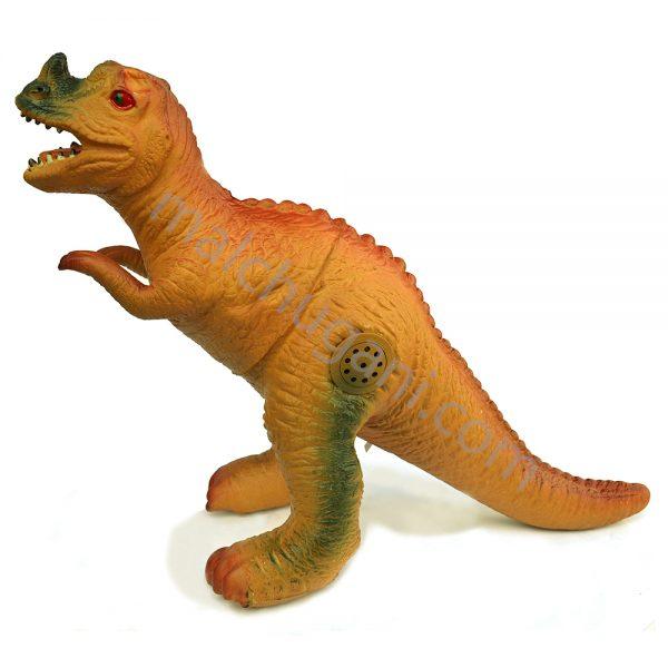 3425Я, Гумен динозавър със звук, Цератозавър