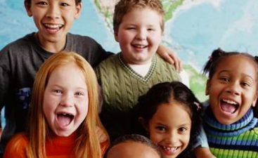 щастливи деца