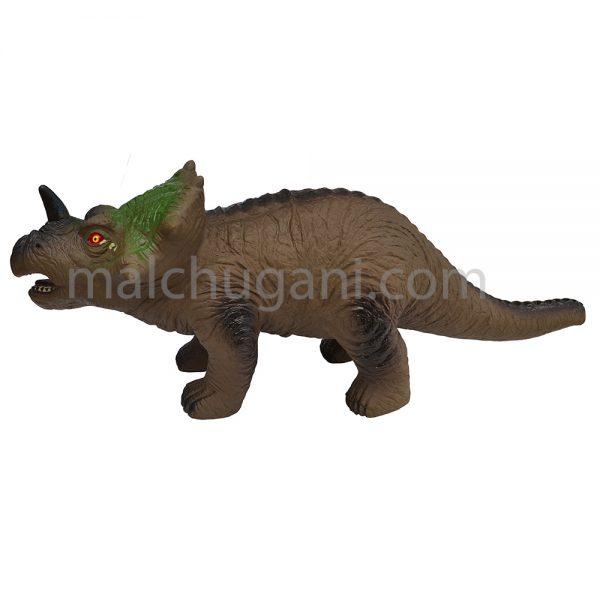 3425D, Гумен динозавър със звук, Monoclonius