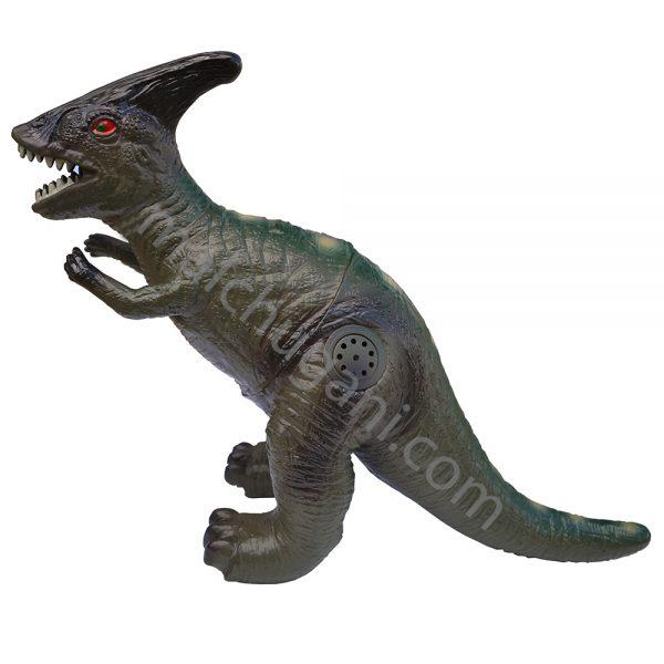 3425L, Гумен динозавър със звук, Паразавролофи