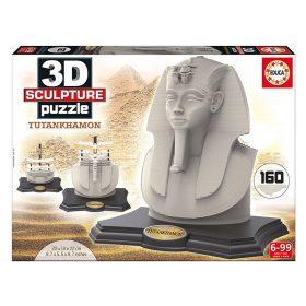 Educa 16503, Склуптора на Тутанкамон, 3D пъзел с 160 части