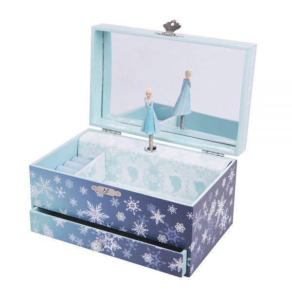 Trousselier S60430, Голяма музикална кутия Елза от Замръзналото кралство
