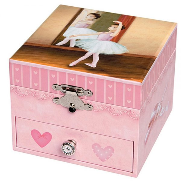 Trousselier S20917, Музикална кутия Малката балерина
