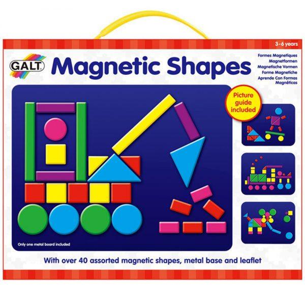 Galt Toys 1003244, Магнитни форми
