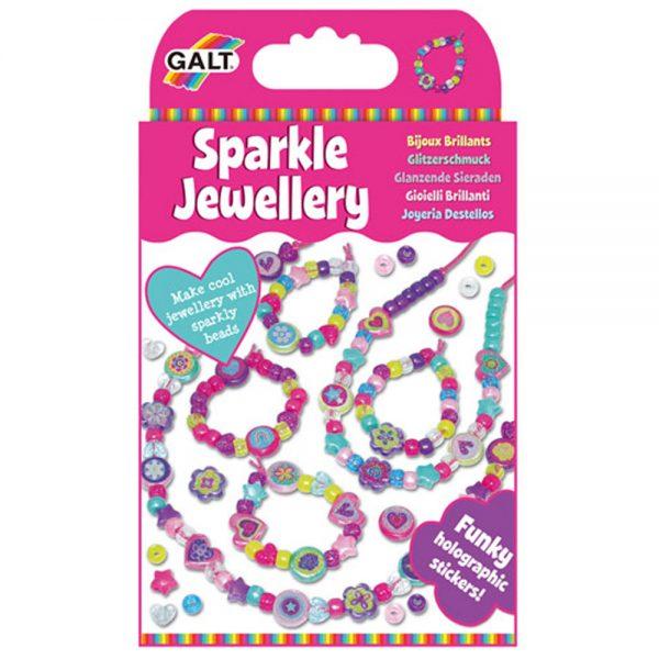 Galt Toys 1003295, Блестящи бижута