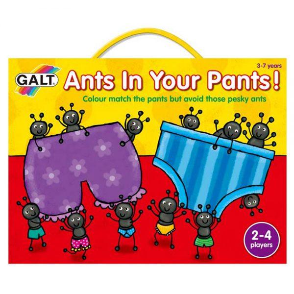"""Galt Toys 1003955, Игра """"Изгони мравките"""""""