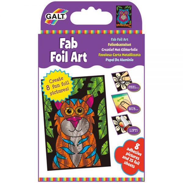 Galt Toys 1004582, Направи картинки от фолио
