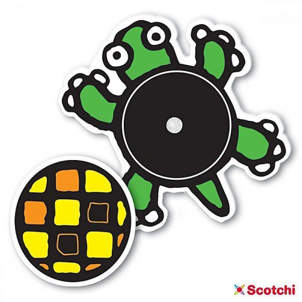 Scotchi 620001, Направи животно - Велкро