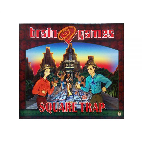 Brain Games, Капани с квадрати