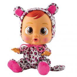 IMC10345, CRYBABIES Плачеща кукла ЛЕА