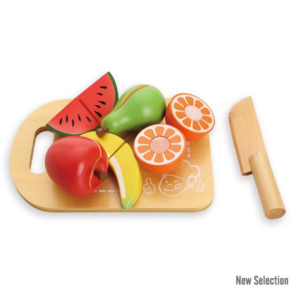 Andreu toys 15001, Дъска с плодове за рязане