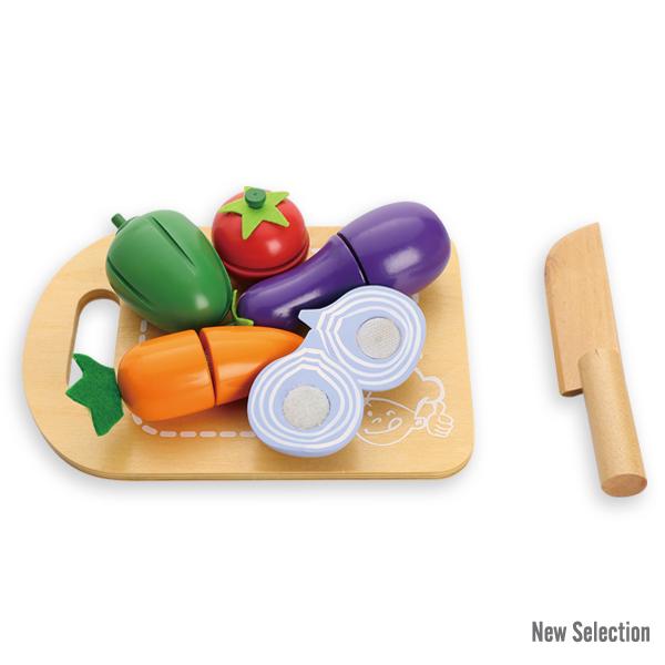 Andreu toys 15002, Дъска със зеленчуци за рязане