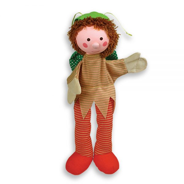 Andreu toys 16057, Кукла за ръка, Елф