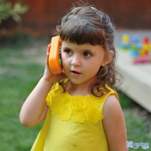 Andreu toys 16067, Мобилен телефон