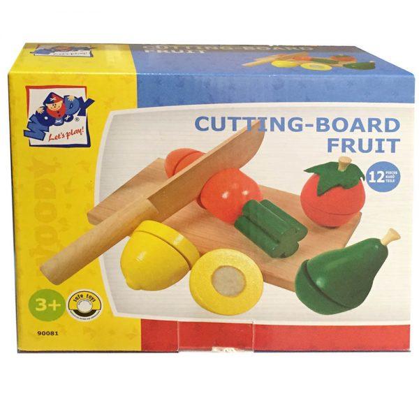 Woody 90081, Дъска с плодове и зеленчуци за рязане