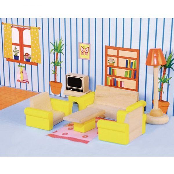 Woody 90610, Дневна за кукли