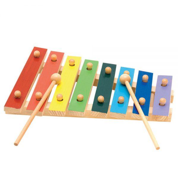 Woody 90641, Дървен ксилофон