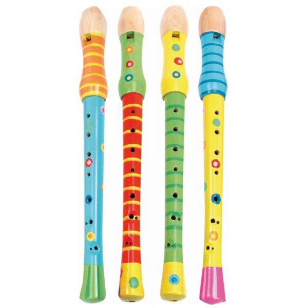 Woody 90709, Дървена флейта