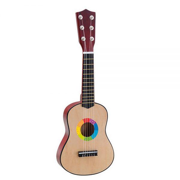 Woody 91151, Дървена китара