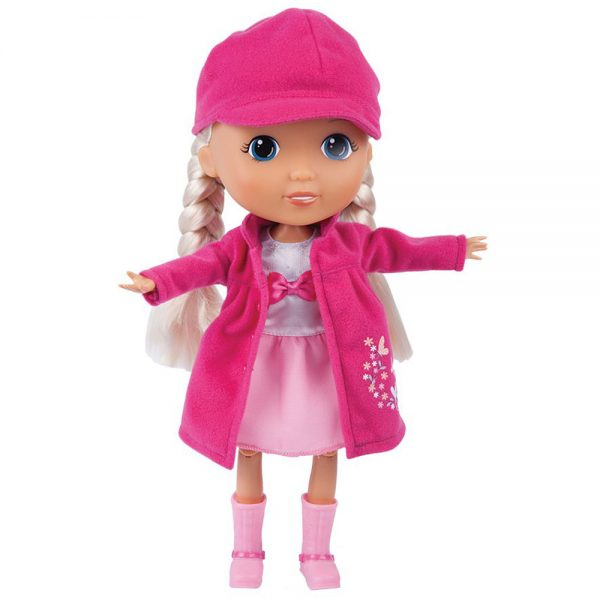 93061BG BAYER, Кукла - пътешественичка, Йоана