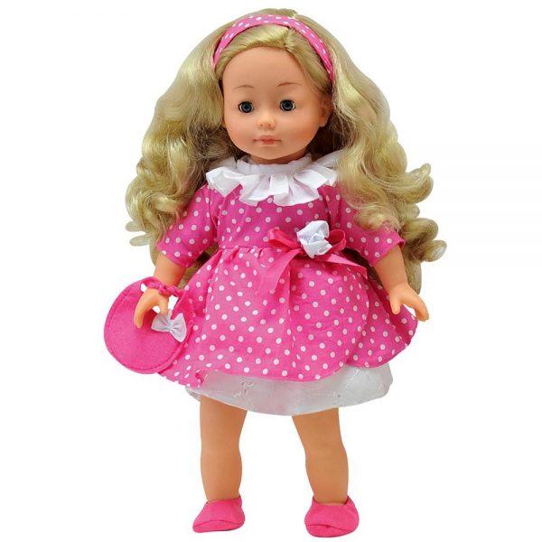 BD1306BUL Bambolina, Интерактивна кукла Мая
