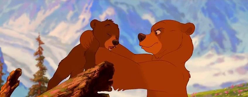 'Братът на мечката