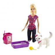 Barbie BDH76, Кукла Барби с коте