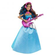 Barbie CMT19, Rock'n Royals, Кукла Барби Rокендрол, Пееща кукла Ерика