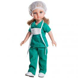 Paola Reina 04617, Кукла Карла, лекар