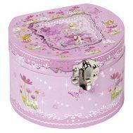 GOKI 15490, Кръгла музикална кутия, Фея